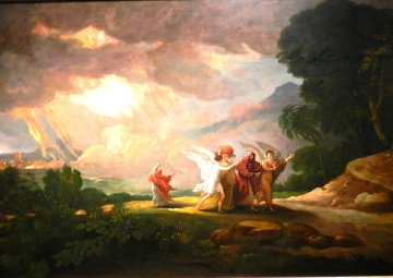 fleeing-from-sodom-benjamin-west